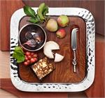 Mary Jurek - Sierra Serving Tray w/Rosewood Insert