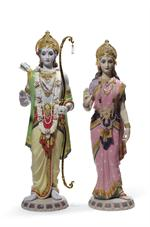 Lladro - Rama and Sita