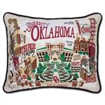Catstudio - Oklahoma University Pillow