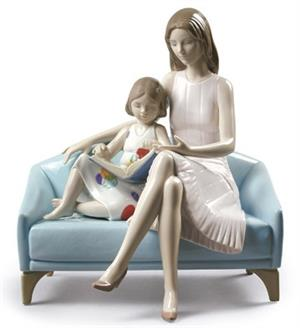 Lladro - Our Reading Moment