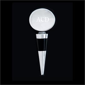 Arthur Court - Engravable Oval Bottle Stopper