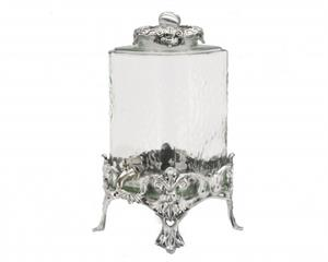 Arthur Court - Fleur-De-Lis Beverage Server