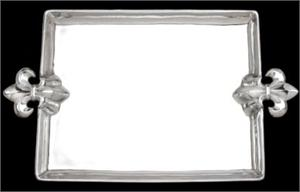 Arthur Court - French Lily Large Tray
