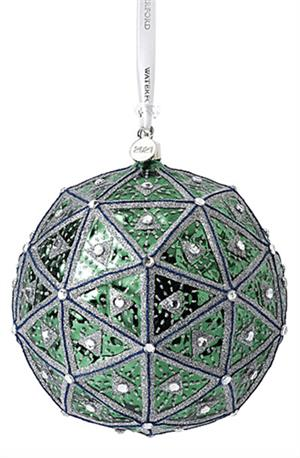 2021 Waterford - Times Square Masterpiece Ball Ornament