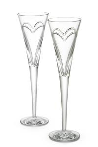 Wishes - Love & Romance Flutes, Pair