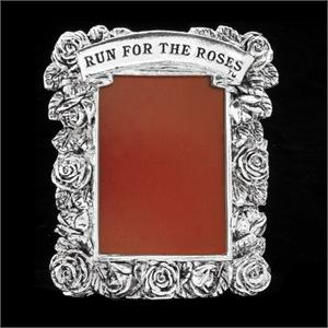 Arthur Court - Run for the Roses Wallet Photo Frame
