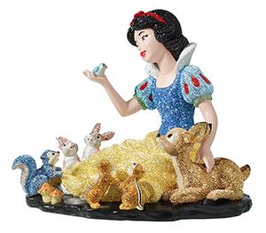 Swarovski - SNOW WHITE AND FOREST ANIMALS, L.E.