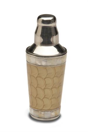 Julia Knight Classic Cocktail Shaker - Toffee