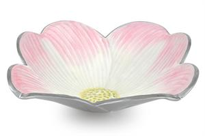 "Julia Knight - Dogwood 15"" Bowl - Multi, Pink"