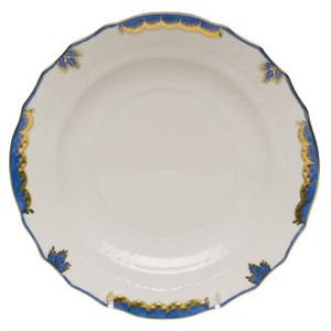 Herend - Princess Victoria Blue Salad Plate