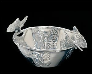 Arthur Court - Butterfly Nut Bowl