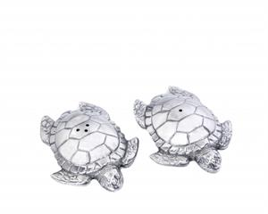 Arthur Court - Sea Turtle Salt & Pepper Set
