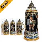 M.I. Hummel - For Father Beer Stein