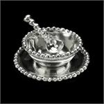 Arthur Court - Jewel 3-Piece Condiment Set