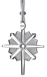 2020 Waterford - Snowstar Ornament 4