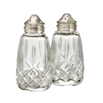 Waterford - Lismore Salt & Pepper Set