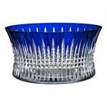 Waterford - Lismore Diamond Cobalt 10in Bowl