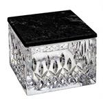 Waterford - Lismore Covered Box w/ Marble Lid
