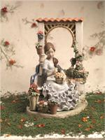 Lladro - Andalusian Spring