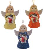 Goebel - Annual Angel Bell Colored - Set of 3