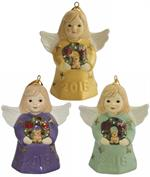 Goebel 2018 Annual Angel Bells - Set of 3
