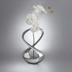 Nambe - Infinity Collection Vase