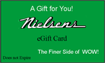 Nielsens' eGift Card - Tulsa Gifts