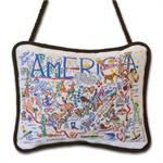 Catstudio - America Mini Pillow
