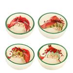 Vietri - Old St. Nick Asorted Condiment Bowls